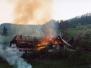 Einsatz: Großbrand in Dörlinbach