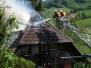 Einsatz: Gebäudebrand in Dörlinbach