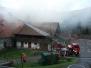 Einsatz: Dachstuhlbrand in Schweighausen