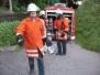 Atemschutzprobe in Wittelbach