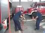 Spiel und Spaß bei der Feuerwehr