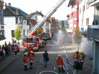 Herbstübung 2008 in Seelbach