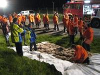 Feuerwehr Seelbach für Hochwasserlage gerüstet