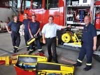 Neue Ausrüstung für die Feuerwehr Seelbach