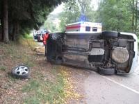 Verkehrsunfall Schuttertal-Schweighausen