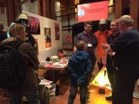 Die Feuerwehr präsentiert sich auf dem Seelbacher Neubürgerempfang