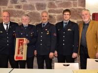 Neuer Abteilungskommandant in Wittelbach gewählt