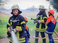 Gemeinsame Übung der Jugendfeuerwehren Seelbach und Lahr-Reichenbach