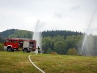 Wasserförderung über weite Strecken