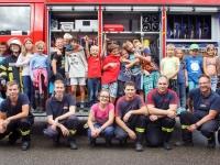Ein Nachmittag bei der Seelbacher Feuerwehr