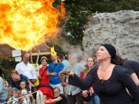Burgfest in Seelbach