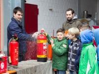 Brandschutzerziehung an Seelbacher Schule